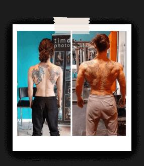 Dream Fitness - Fitness trainer Calgary - Transformations