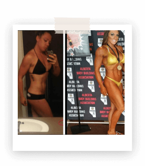 Dream Fitness - Fitness trainer Calgary - Transformations